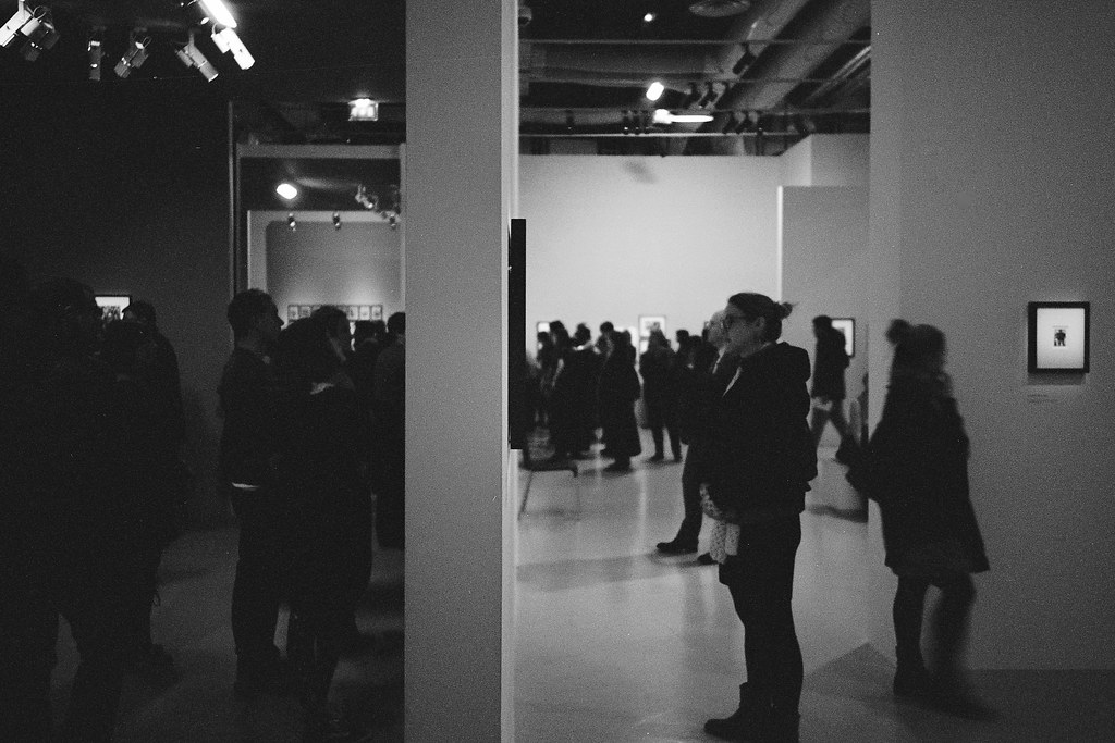 The Bresson exhibition