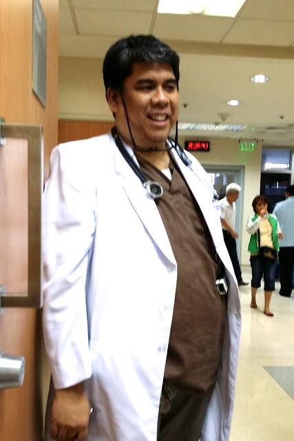 Dr. Dimagiba