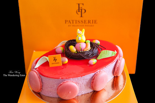 Large St. Germain Cake - Easter Edition