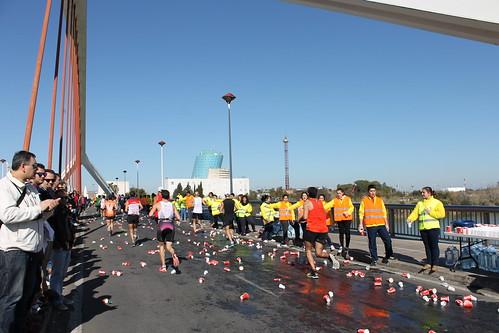 2014.02.23.309 - SEVILLA - Puente de la Barqueta - (XXX Maratón de Sevilla)