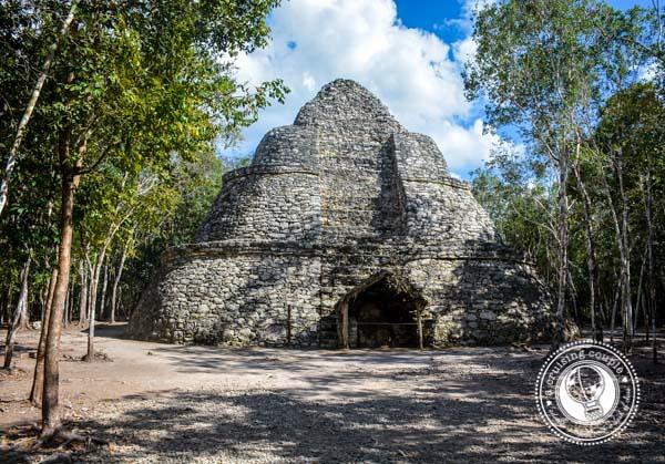 4 Must-See Mayan Ruins in the Yucatan Peninsula  - Temple at Coba