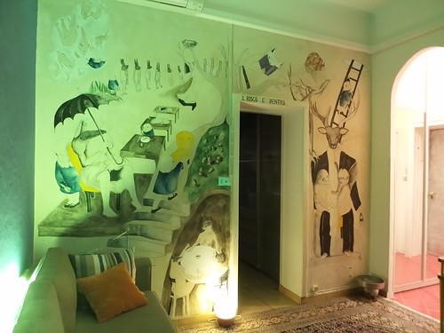 Il primo murales di Cristina Gardumi by Ylbert Durishti