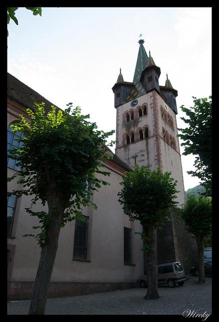 Iglesia de San Jorge en Chatenois