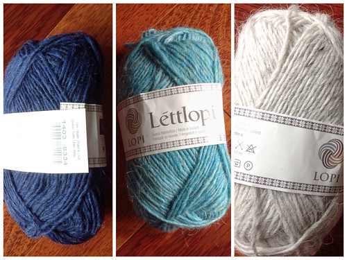Lettlopi for Cardigan