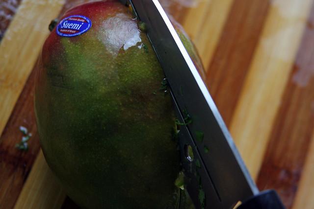 Ceviche de Salmón Palta y Mango 090