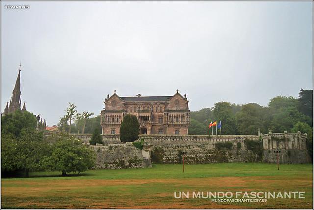 Palacio de Sobrellanos, Comillas
