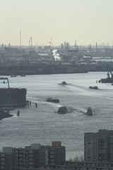 Industrial Rotterdam on the Maas