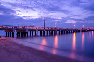 Bedok jetty, Singapore
