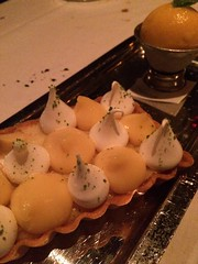 lemon tart @ Quality Italian