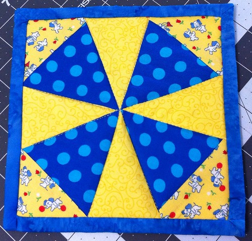 Kaleidoscope Potholder