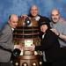 Nicholas Pegg, Barnaby Edwards, Nicholas Briggs & Dalek Gallifrey One 2017