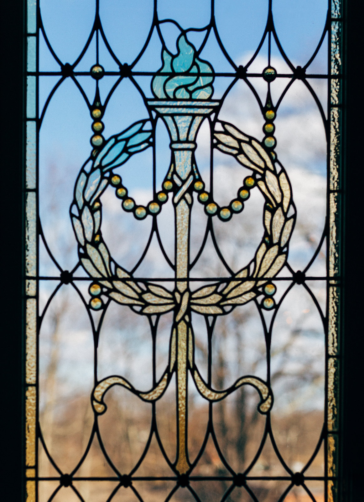 Lounsbury House Window