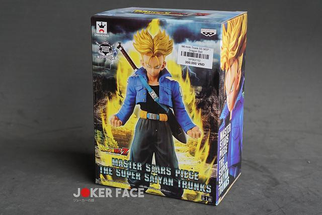 Mô hình Trunk Super Saiyan MSP - Dragon Ball