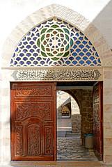 Israel-04778 - Mahmadiyya Mosque Entrance
