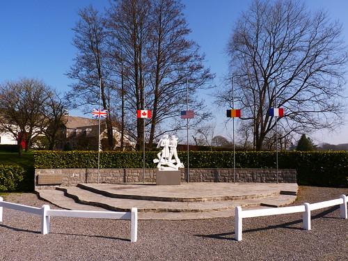 Mémorial de Cendron
