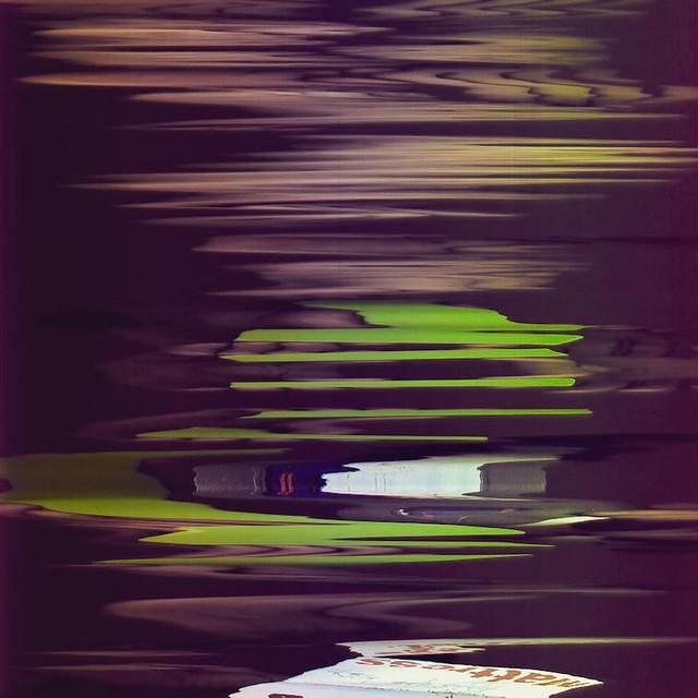 #scannerart glitch