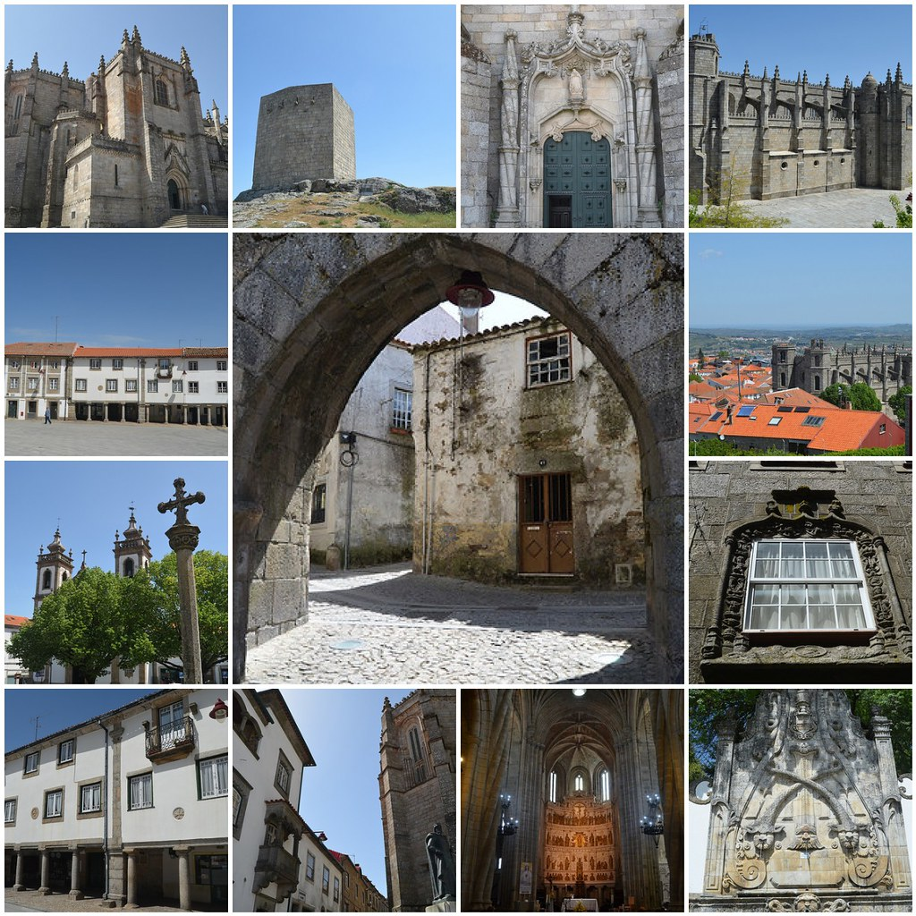 Places To Visit In Guarda Portugal: Beira Alta, Portugal
