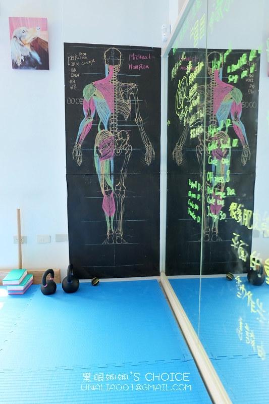 台南康體運動空間設備1