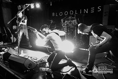 Bloodlines - Cafe Drummonds - 30/04/17
