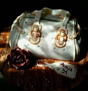Bag Cake by Dumitrascu Mihaela of MihaTorte