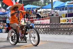 Fiesta biker