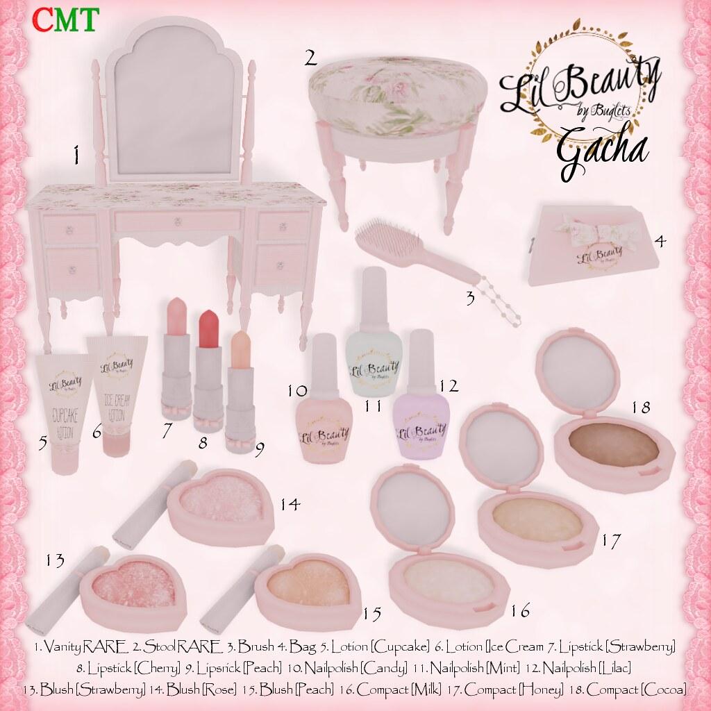 Lil Beauty Gacha AD - SecondLifeHub.com