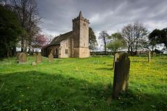 Frickley Churchyard