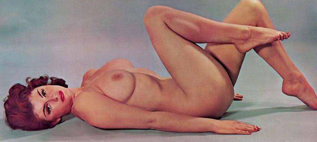 Musa del erotismo al servicio del Arte