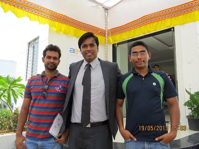 Vishal, Abhay Kumar & Pankaj - Visit Atlantica East, 2 BHK & 3 BHK Flats at Keshavnagar, Mundhwa, Pune 411052