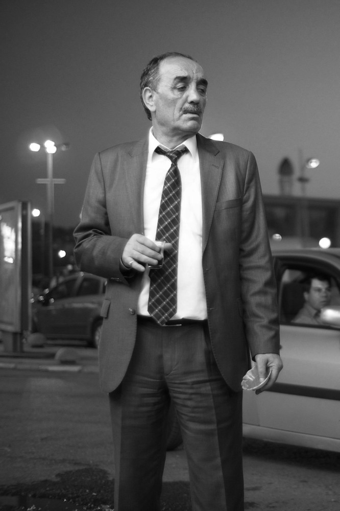 Istanbul - bus driver, Harem Otogan