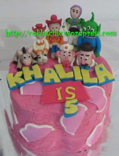 Cake Toy Story