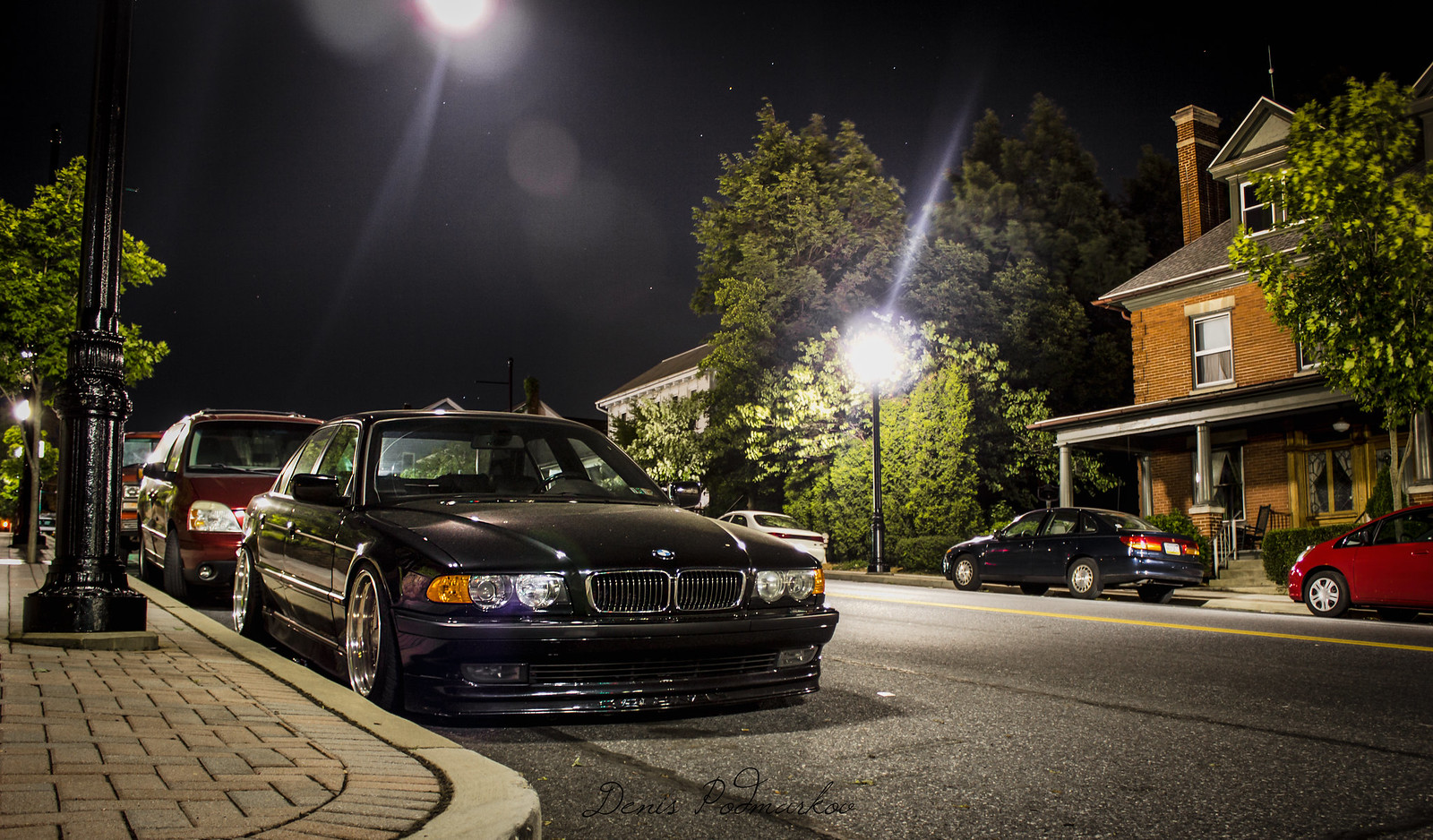 BMW E38 Club - E38 с разных фестивалей