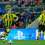 London England 2013 UEFA Champions League Final Between Borussia Dortmund And FC Bayern Munchen Marco Reus Borussia Dortmundin Action During The Champions League Final