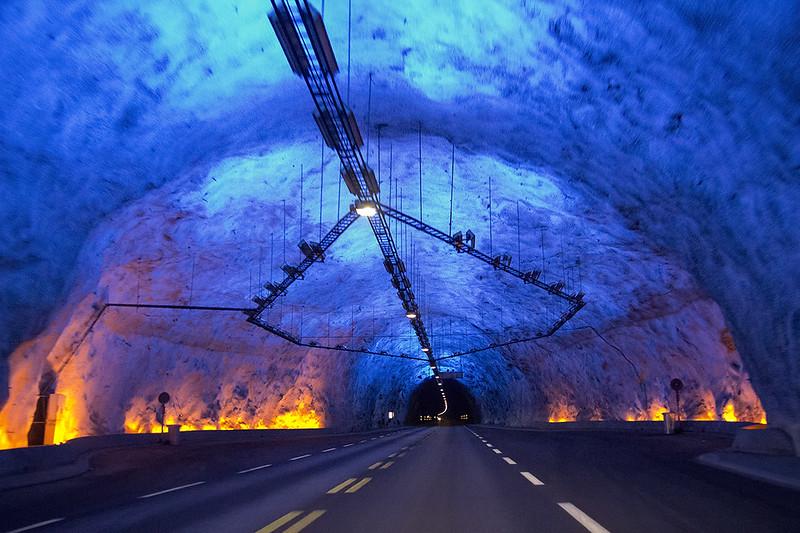 Lærdal Tunel