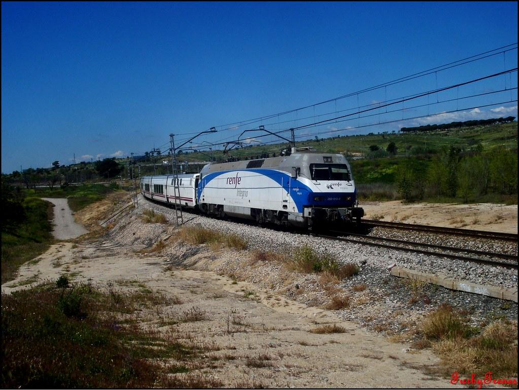 Circulaciones Especiales, Locomotoras de Renfe Integria 8923868006_19659e6c2c_b