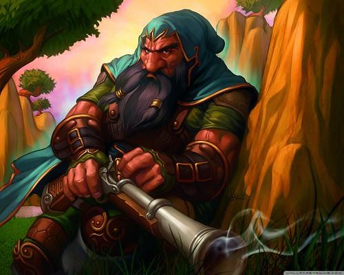 World of Warcraft Dwarf