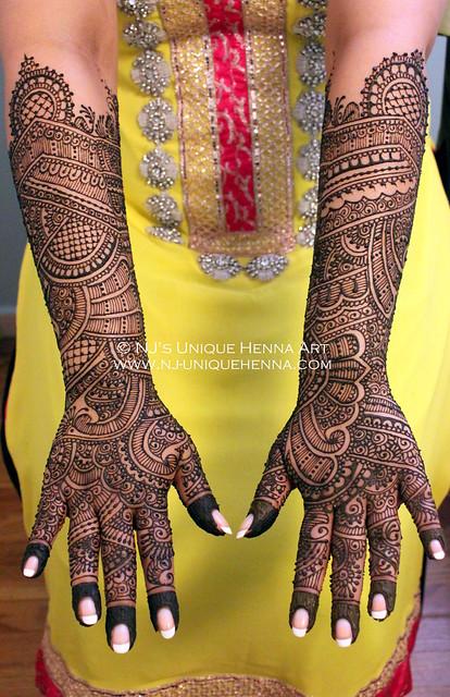 Bridal Mehndi Rates Nj : Sarah h s bridal henna nj unique art