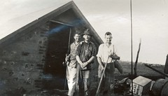 Calomba Store. Allan Gale built a dairy at the rear of the store. c. 1937