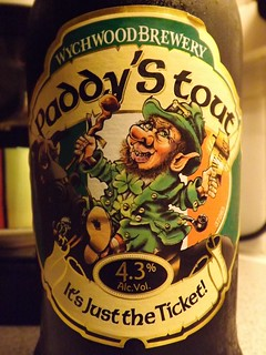 Wychwood, Paddy'S tout, England