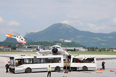 EU TARANIS 2013: EU Civil Protection Exercise Austria