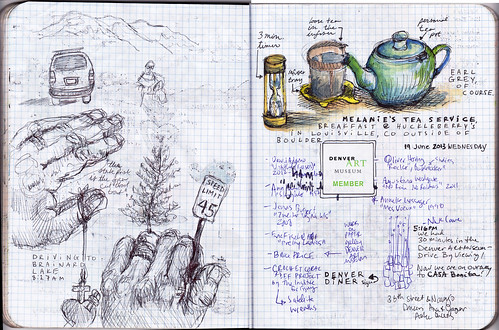 Composition Notebook Sketchbook