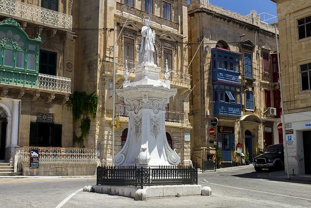 Vittoriosa - Malta Island