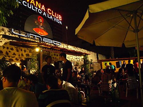Limbo Bar, Puerto de la Cruz