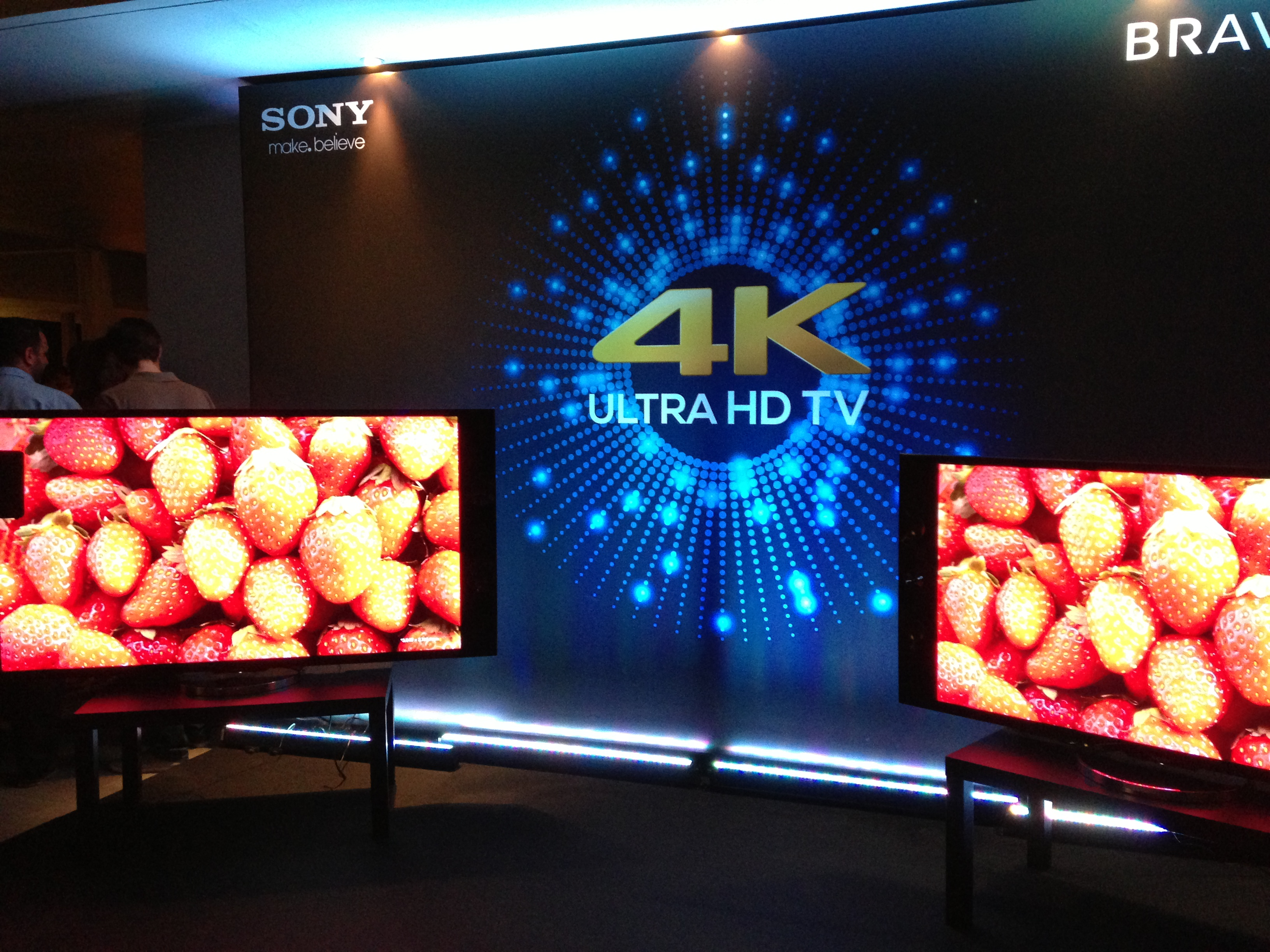 Sony 4K Ultra HD TV event | Flickr - Photo Sharing!