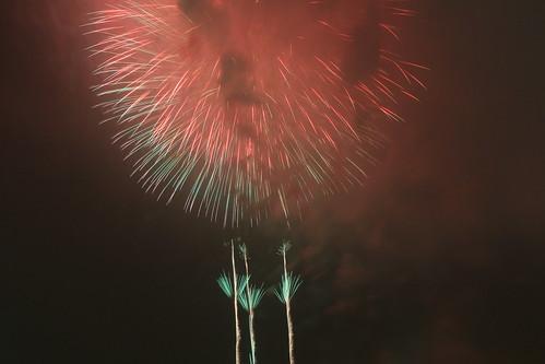 the 28th Kanagawa Shimbun Fireworks Festival 40