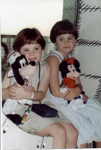 Disney Cruise 2000