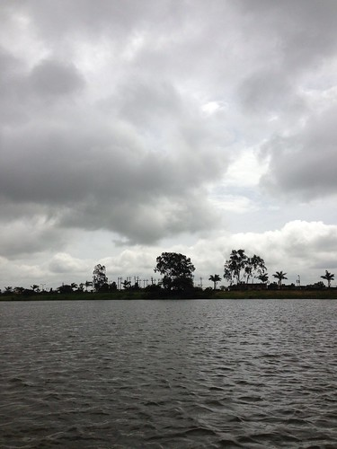 morning lake clouds day cloudy belgaum uploaded:by=flickrmobile flickriosapp:filter=nofilter