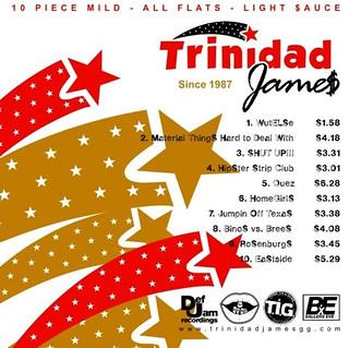 Trinidad James � 10 PC Mild Mixtape Download