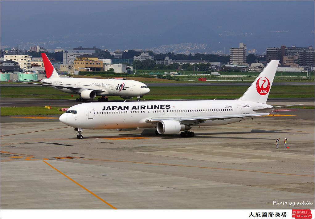 Japan Airlines - JAL JA659J-003