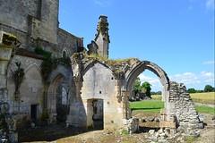 Marcillac Lanville Priory 4. Nikon D3100. DSC_0256